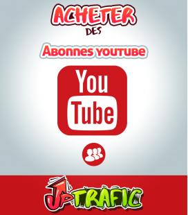 Acheter des abonnés pour votre chaîne YouTube