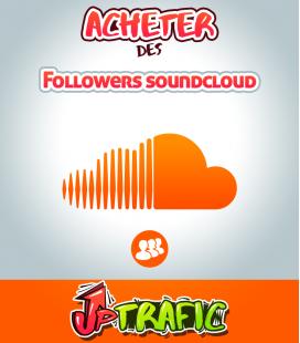 Acheter des followers SoundCloud